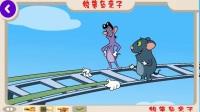 铅笔岛亲子 鼠一达雪白色的灾难性节日的颜色 52 Mn Chotoonz 孩子有趣的卡通视频