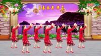 龙门红叶广场舞【喜乐年华】