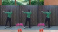 2018.1.共青白云广场舞《朋友来自何方》编舞:香遇、演示:香遇老师