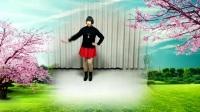 莲芳姐广场舞《天在下雨我在想你》编舞:兰香