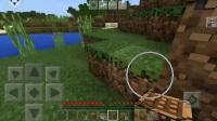 【MC绿小叶】MC生存实况第一期:挖个洞当临时庇护所。