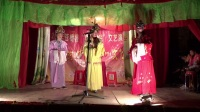 戏剧《绣球定错亲》01:梧州市旺甫镇思诚村演出。