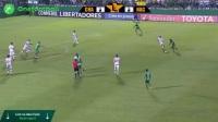 解放者杯资格赛首回合沙佩科恩斯0:1乌拉圭民族