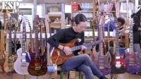 【DF】ESP Guitars- 2018 ESP Exhibition Limited EX18-02 SNAPPER-CTM