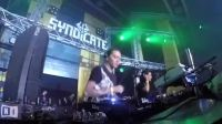 DJ現場打碟 Fernanda b2b Lukas - Syndicate Festival 2017