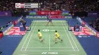 2018印度羽毛球公开赛男双决赛集锦