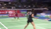 2018印度羽毛球公开赛女双决赛集锦