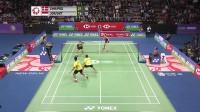 2018印度羽毛球公开赛决赛最佳球