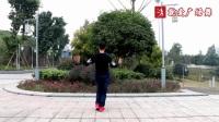 凤凰六哥广场舞 DJ唐古拉 背面
