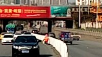 HXD1D-K846次 贵阳-宁波 正点通过新余市新欣南大道 全列未刷红 25G成局贵段