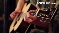 Santa Cruz OM Acoustic Guitar Demo at Sound Pure Studios_HD