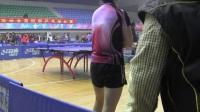 戴雨朦vs史上最强胖子乒乓球比赛超经典_高清