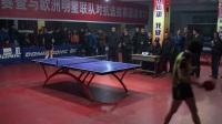 第三届海博杯乒乓球邀请赛决赛第三场(王秋伊-戴雨朦)_高清