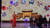 姜亦珊在寿光《女起解》伴奏董宜顺马修福   老张拍摄20180204