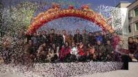 三明市艺术馆红色文艺轻骑兵走进尤溪县、坂面镇、正山村   拍摄、制作:庄忠权  2018-2-6