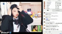 【美女热舞】韩国美女主播素敏韩国美女朴佳琳热舞白嫩4-42