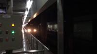 比利《上海地铁2号线》03 AC-17B小青鲶鱼279号车浦东国际机场下行进站