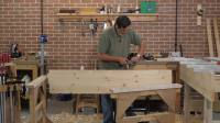 How to Make a Workbench Episode 7 - Paul Sellers