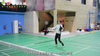 杨晨大神羽毛球教学|点杀技术教学