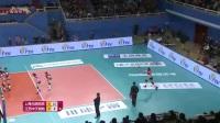 排超:上海女排VS江苏女排 第一局