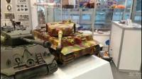 虎贲新品发布:1/10比例全金属虎式坦克