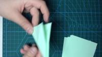 爱折纸的小白一折纸技法总述