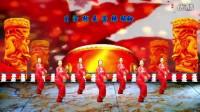 龙门红叶广场舞【过新年】编舞【雪妹舞飘飘】