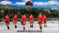 2018 龙川思念广场舞;姐妹演示;DJ缘聚今生