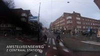 【Youtube】[軌道展望]GVB・阿姆斯特丹有軌電車2號(Nieuw Sloten→中央車站)西門子Combino 2018.2.1