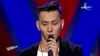 蒙古国好声音Munkh-Erdene.G - 'All I want' - Blind Audition- The Voice of Mongolia 2018