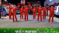 2018龙川思念广场舞姐妹演示:DJ别说看上姐