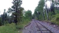 【Youtube】[軌道展望]美國・Cumbres and Toltec Scenic Railroad(Osier→安東尼托) 2018.1.23