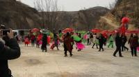 榆坬村正月初二扭秧歌