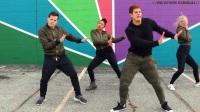 Black Beatles嘻哈有氧舞蹈hip-hop dance Marshall