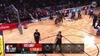 2018 NBA 3分 Shooting Contest Highlights  NBA All-Star Weekend