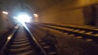 步行广珠铁路螺山隧道