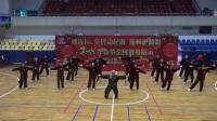 宝应县2018春节全民健身节目展示活动