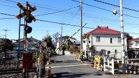 【Youtube】[軌道觀測]JR東日本・五日市線 最初的踏切 2018.2.13