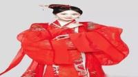 """""""郑爽""""新春送祝福,一袭红衣太惊艳,太美了"""