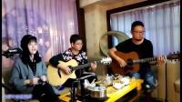 阿涛 刘安琪《甜蜜蜜》朱丽叶指弹吉他弹唱