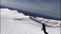 2018长白山西坡滑雪-微微专辑