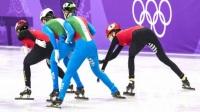 力压韩国!中国女子3000米接力破奥运纪录