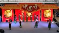 万达广场初四演出小视频
