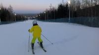 和小庄一起滑雪⛷️