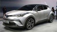 港口偶遇丰田CHR,这款最美丰田车仅售12万,本田缤智注定凉透了