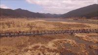DJI精灵3 无人机 航拍 云南丽江 泸沽湖 蓝月谷