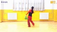 西安悠然广场舞《爷爷奶奶和我们》秧歌手绢舞附教学