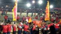2018年西塘社区过火仪式