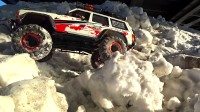 RC遥控越野车雪地越野
