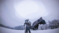 冰天雪地中的魔兽世界巫妖王COS!帅气十足!